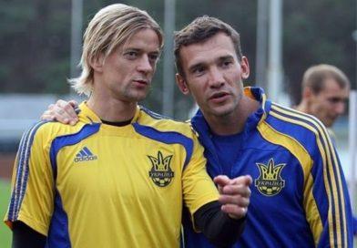 Тимощук и Воронин в FIFA 20