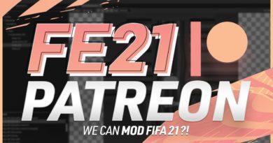 Скачать FIFA Мод Менеджер 21