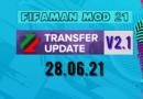 Обновление FIFAMAN mod v2.1